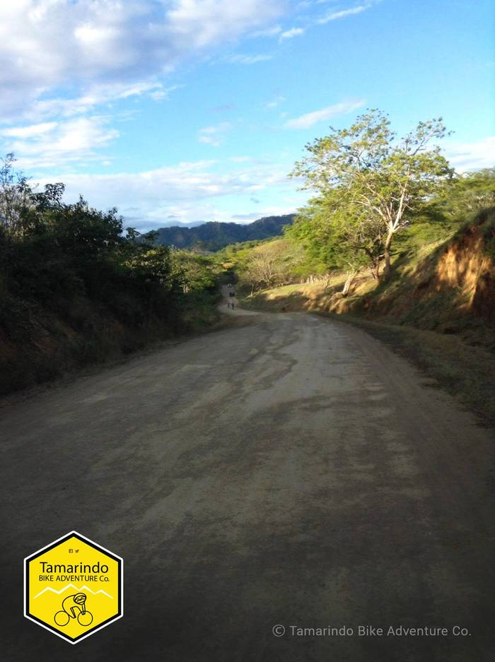 Mountain bike tours backcountry road by Tamarindo Bike Adventure Co  in  GU